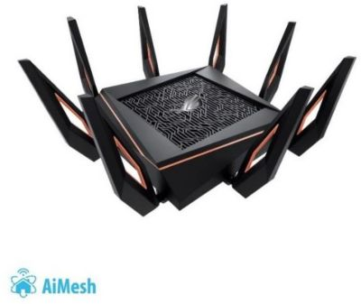 Routeur WiFi Asus WiFi GT-AX11000