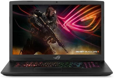 Pc Gamer asus pack gl703gm-Ee232t + sac à dos + souris