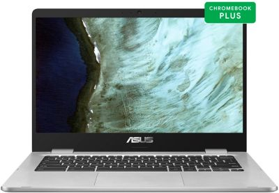 Chromebook Asus c423na-Bz0027 + passerelle multimédia google chromecast vidéo