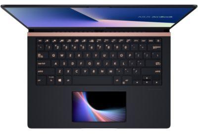 Portable ASUS ZenBook Pro BE038T ScreenPad