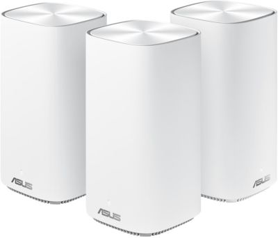 Routeur Wifi Asus CD6 3 White