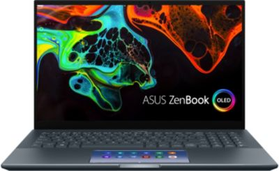 Ordinateur portable Asus UX535LI H2058T OLED ScreenPad Etui
