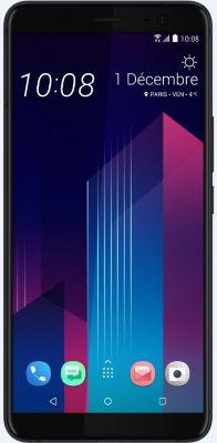 Smartphone HTC U11 Plus Noir Céramique
