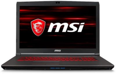 PC Gamer MSI GV72 8RE-018
