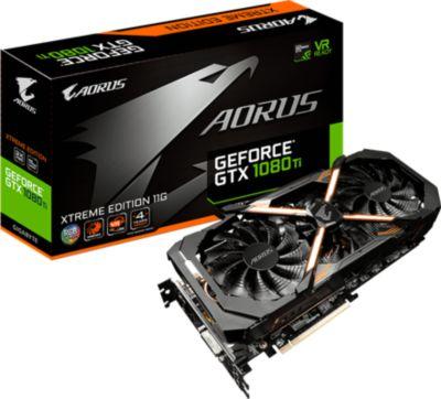 Carte graphique Nvidia Gigabyte AORUS GeForce - GTX 1080 Ti Xtreme
