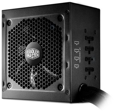 Alimentation PC Cooler Master GM Series ATX12V 2.31 - 80 PLUS Bronze