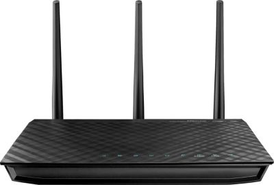 Modem/Routeur Wifi Asus RT-N66U Dual-Band Wireless-N900
