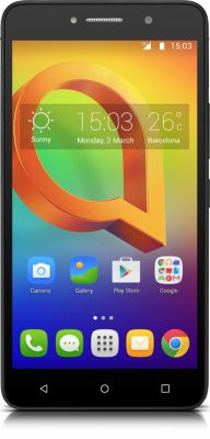 Smartphone Alcatel A2 XL Gold