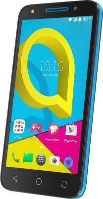 Smartphone Alcatel U5 Bleu