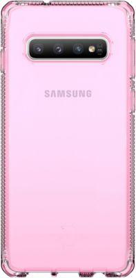 Coque Itskins Samsung S10+ Spectrum rose