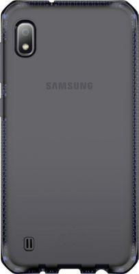 Coque Itskins Samsung A10 Spectrum noir