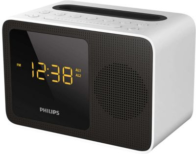 philips ajt5300w 12 r veil radio r veil boulanger. Black Bedroom Furniture Sets. Home Design Ideas