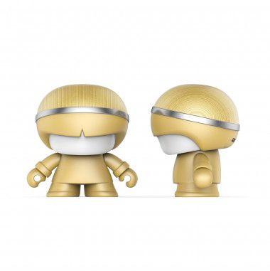 Enceinte Bluetooth Xoopar Mini XBOY Bluetooth Speaker Gold