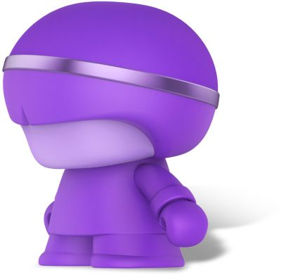 Enceinte Bluetooth Xoopar Mini XBOY Bluetooth Speaker Purple