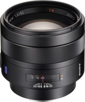 Objectif pour Reflex Sony 85mm f/1.4 ZA Planar T* Zeiss