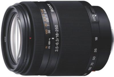 Objectif pour Reflex Sony SAL 18-250mm