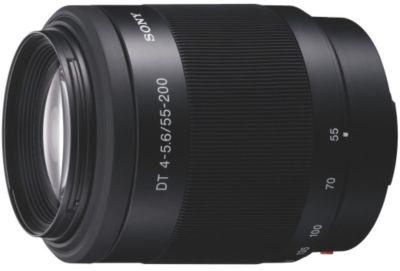 Objectif pour Reflex Sony SAL 55-200mm F4-5.6 DT