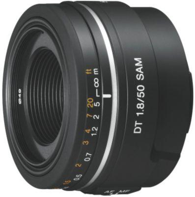 Objectif pour Reflex Sony DT 50mm F1.8