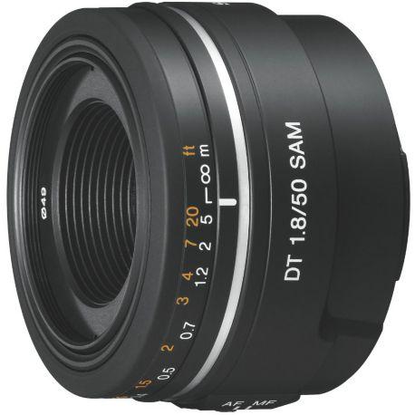 Objectif SONY DT 50mm F1.8