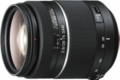 Objectif pour Reflex Sony SAL 28-75mm F/2.8
