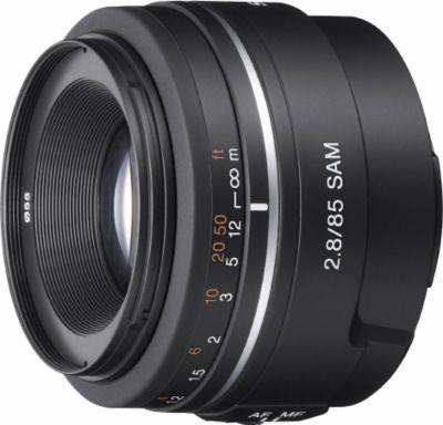 Objectif pour Reflex Sony 85mm f/2.8