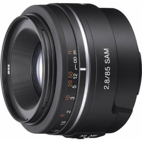 Objectif SONY 85mm f/2.8