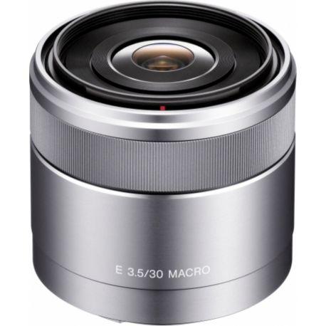 Objectif SONY SEL 30mm MacroF3,5