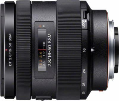 Objectif pour Reflex Sony SAL 16-50mm F/2,8 DT