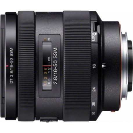 Objectif SONY SAL 16-50mm F/2,8 DT