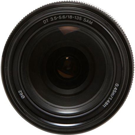 Objectif SONY SAL 18-135mm f/3.5- 5.6 DT