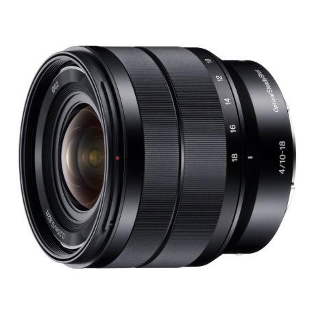 Objectif SONY SEL 10-18mm f/4 OSS Noir