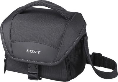 Sony sac lcs u11 pour bridge et hybride sac photo et for Sony housse de transport lcscsj ae