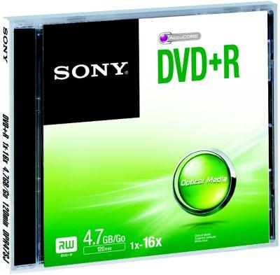 sony dvd r jewel case 4 7gb x5 dvd cd vierge boulanger. Black Bedroom Furniture Sets. Home Design Ideas