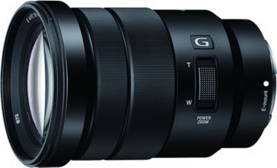 Objectif pour Hybride Sony SEL 18-105mm f4 G motorisé