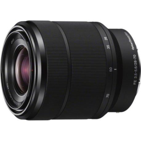 Objectif SONY FE-28-70mm f3.5-5.6 OSS