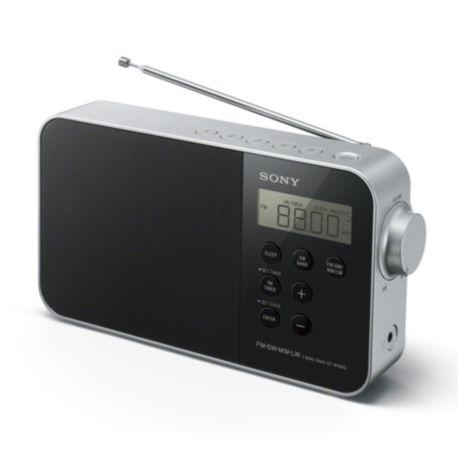 Radio SONY ICFM780SLB.CED noir
