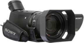 Camescope SONY FDR-AX100