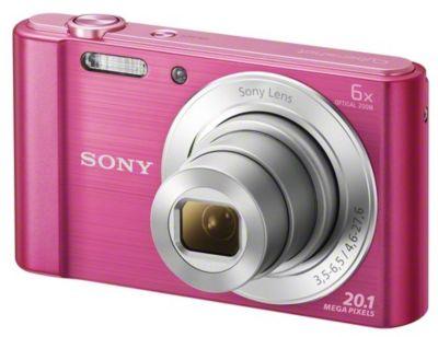 Appareil photo Compact Sony DSC-W810 Rose