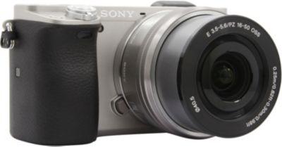 Appareil photo Hybride Sony A6000 Gris + 16-50mm