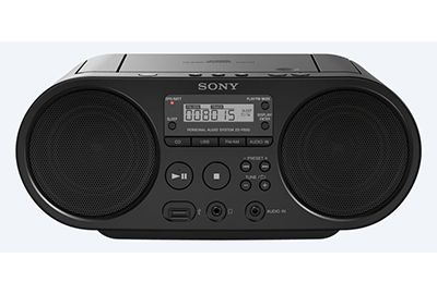 sony zs ps50 noir radio cd boulanger. Black Bedroom Furniture Sets. Home Design Ideas