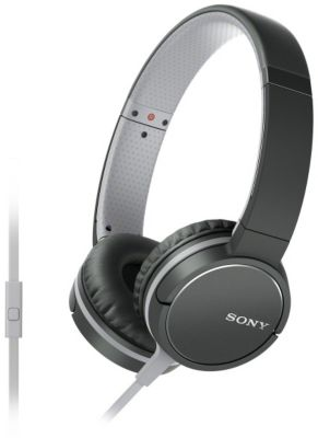 Casque Arceau Sony MDRZX660 noir