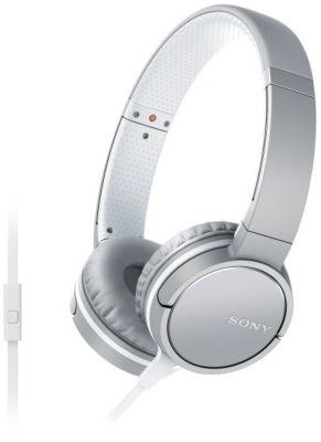 Casque Arceau Sony MDRZX660 blanc