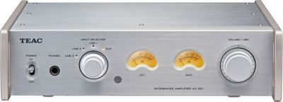 Ampli Home Cinema Teac AX501 Silver