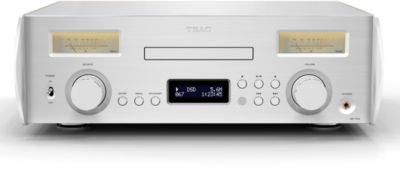 Amplificateur HiFi Teac NR-7CD Silver