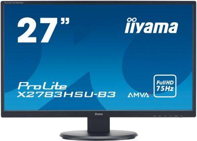 Ecran PC Iiyama ProLite X2783HSU-B3
