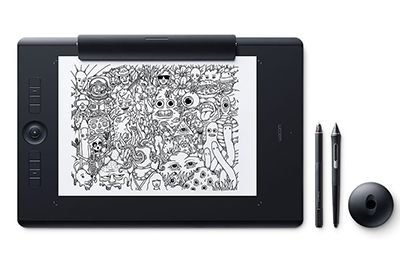 Tablette Graph WACOM Intuos Pro Paper Edition PTH-660P-S