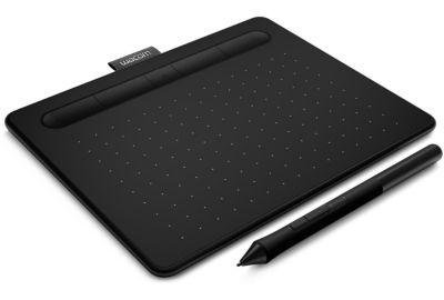 Tablette Graph WACOM Intuos Comfort PB S Black