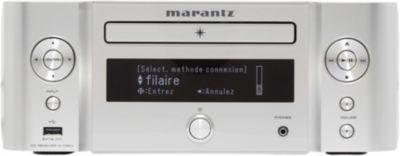 Amplificateur HiFi Marantz MCR611 Silver Gold