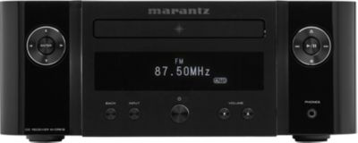 Amplificateur HiFi Marantz CD Melody X MCR612 Noir