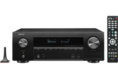 Ampli A/V DENON AVRX1600H DAB Black